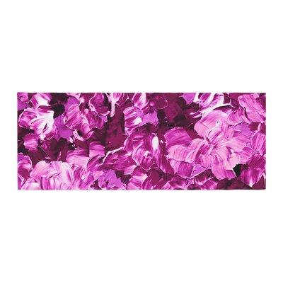 Ebi Emporium Floral Fantasy III Bed Runner