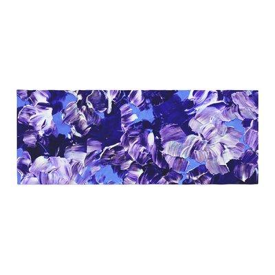 Ebi Emporium Floral Fantasy Bed Runner