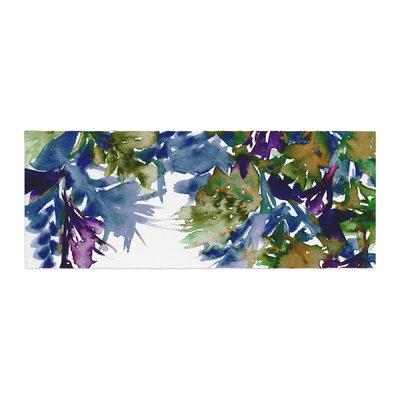 Ebi Emporium Floral Cascade 4 Bed Runner
