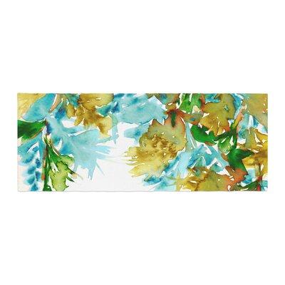 Ebi Emporium Floral Cascade 9 Bed Runner