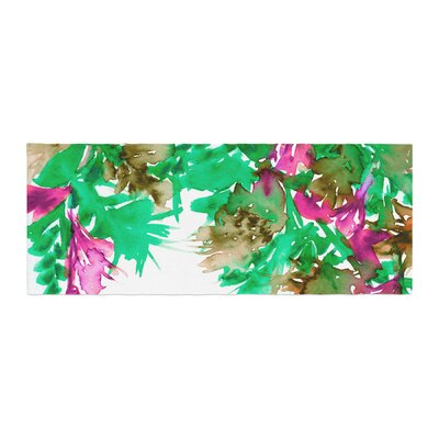 Ebi Emporium Floral Cascade 6 Bed Runner
