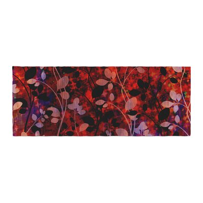 Ebi Emporium Amongst the Flowers - Summer Nights Bed Runner
