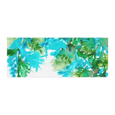 Ebi Emporium Floral Cascade 8 Bed Runner