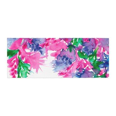 Ebi Emporium Floral Cascade 1 Bed Runner
