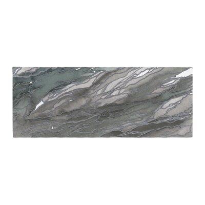 Ebi Emporium Agate Magic, Elegance 2 Watercolor Bed Runner