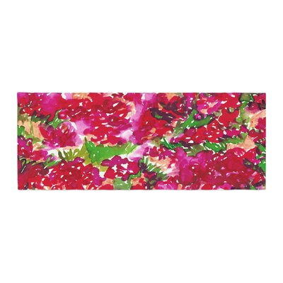 Ebi Emporium Floral Assumption Bed Runner