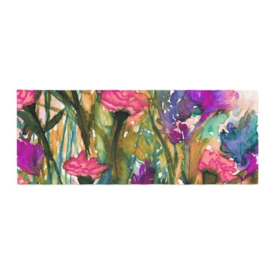 Ebi Emporium Floral Insurgence 3 Bed Runner