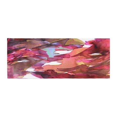 Ebi Emporium Fervor 6 Watercolor Bed Runner