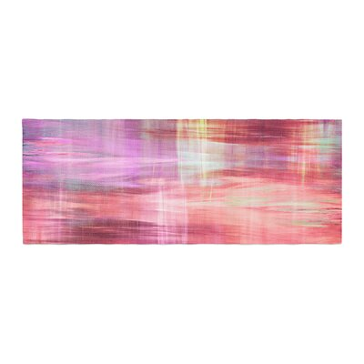 Ebi Emporium Blurry Vision 4 Painting Bed Runnerr