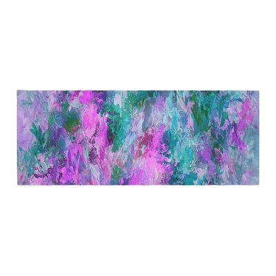 Ebi Emporium The Nexus 5 Painting Bed Runner