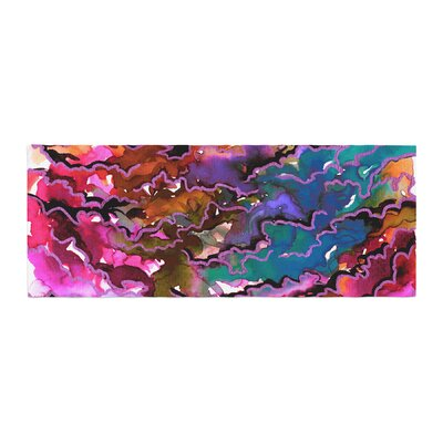 Ebi Emporium Radiant Skies Painting Bed Runner