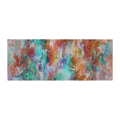 Ebi Emporium The Nexus 1 Painting Bed Runner