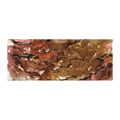 Ebi Emporium Texas Love Painting Bed Runner