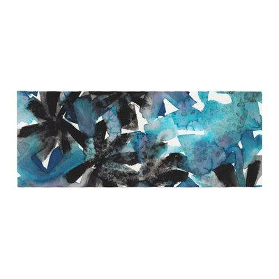 Ebi Emporium Snowy Stars 1 Painting Bed Runner