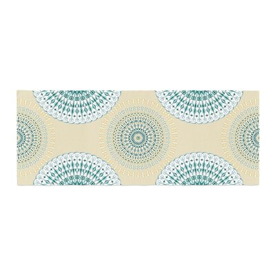 Julia Grifol Soft Mandalas Bed Runner