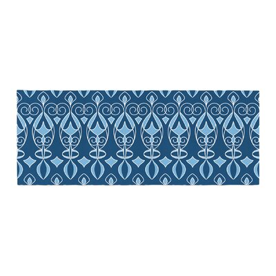Julia Grifol Deco Pattern Bed Runner