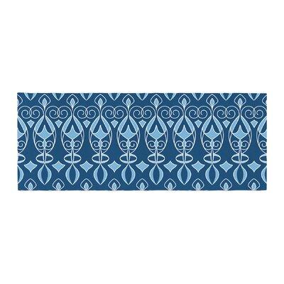 Julia Grifol Deco Pattern Bed Runner