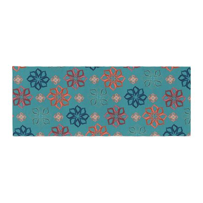 Jolene Heckman Mini Flowers Bed Runner