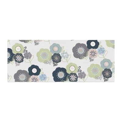 Jolene Heckman Floral Bunches Bed Runner