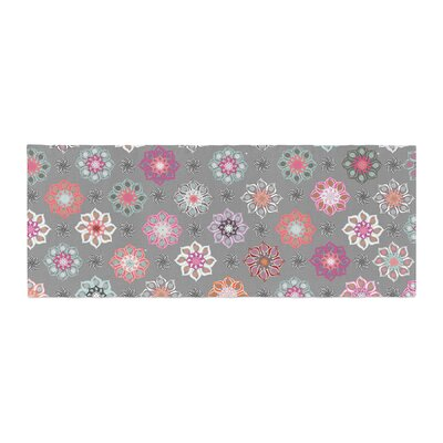 Julie Hamilton Wineberry Bed Runner