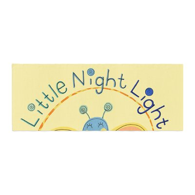 Jane Smith Little Night Bug Bed Runner
