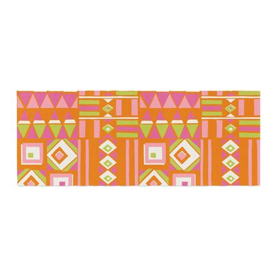 Jacqueline Milton Heatwave Illustration Bed Runner