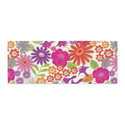 Jacqueline Milton Lula - Tropical Bed Runner