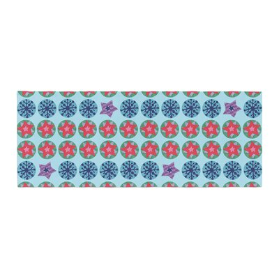 Jane Smith Seasons Winter Bed Runner
