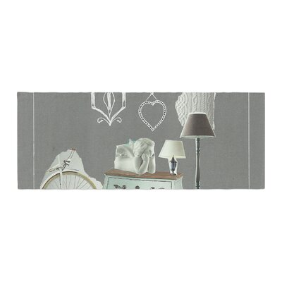 Jina Ninjjaga Decor Pop Art Bed Runner