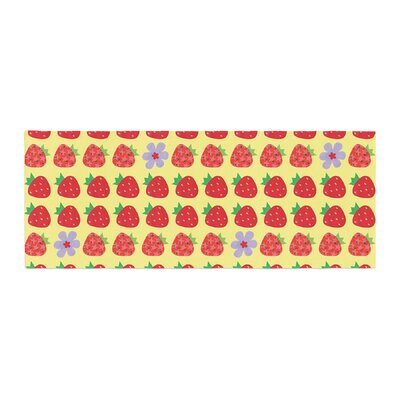 Jane Smith Seasons Summer Bed Runner