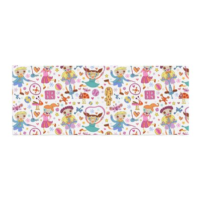 Jane Smith Vintage Playground IIII Bed Runner