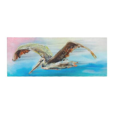 Josh Serafin Coast Ocean Bird Bed Runner
