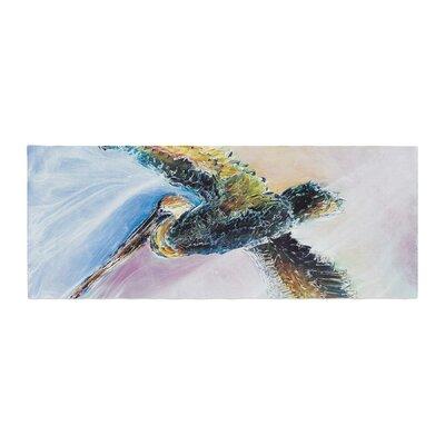 Josh Serafin Overhead Bird Bed Runner