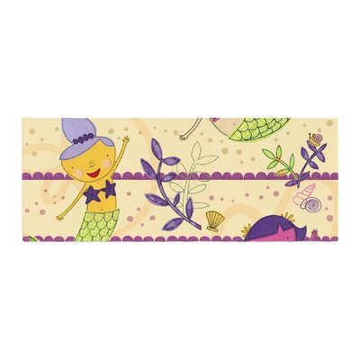 Jane Smith Under the Sea Bed Runner