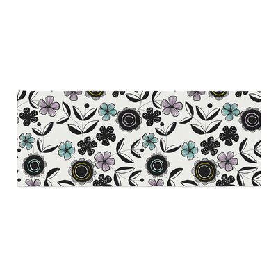 Jessica Wilde Artisan Floral Bed Runner