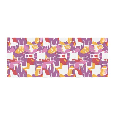 Luvprintz Chairs Bed Runner