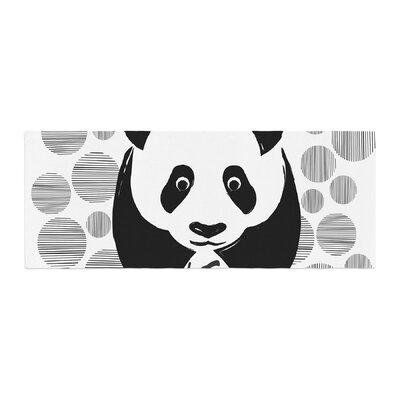 Panda Bed Runner