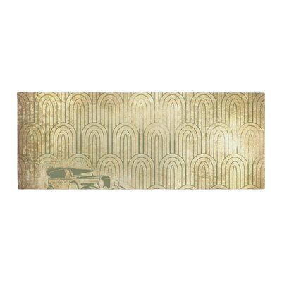 Deco Car Bed Runner