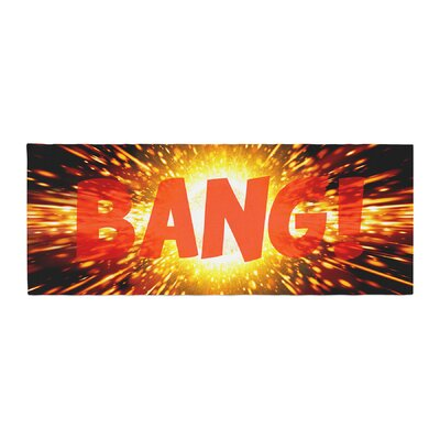 Bang Bed Runner