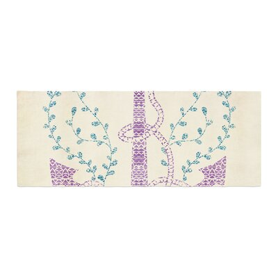 Pom Graphic Design Tribal Nautica II Bed Runner