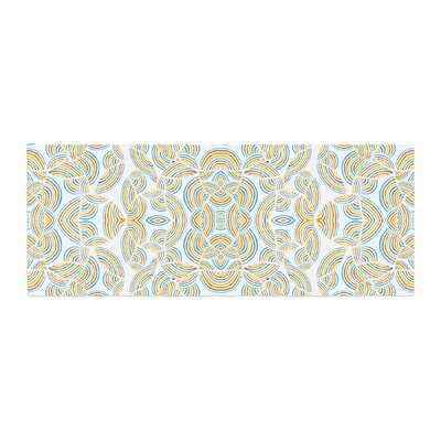 Pom Graphic Design Infinite Thoughts Bed Runner