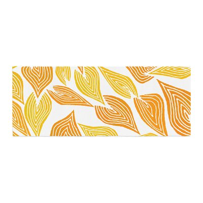 Pom Graphic Design Autumn Bed Runner