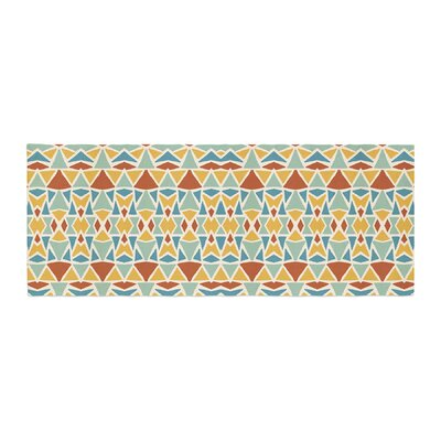 Pom Graphic Design Tribal Imagination Bed Runner