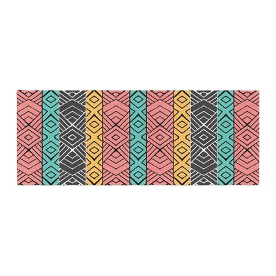 Pom Graphic Design Artisian Bed Runner
