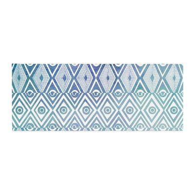 Pom Graphic Design Tribal Empire Bed Runner