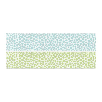 Pom Graphic Design Zen Pebbles Bed Runner