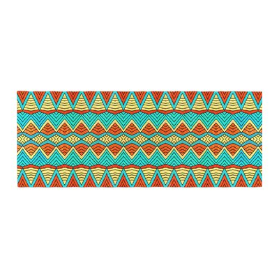 Pom Graphic Design Tribal Soul Bed Runner