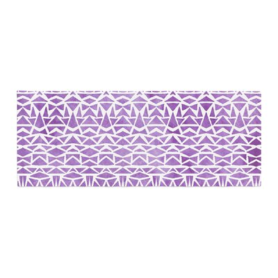 Pom Graphic Design Tribal Mosaic Bed Runner