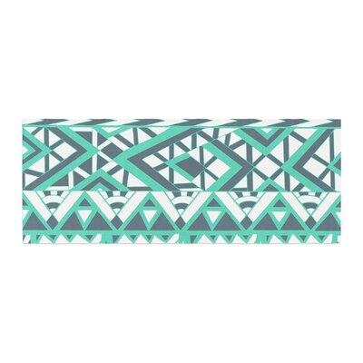Pom Graphic Design Tribal Simplicity Bed Runner