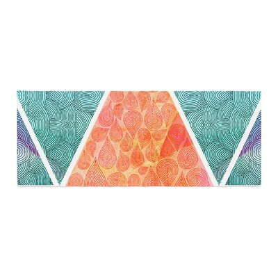 Pom Graphic Design Pyramids of Giza Bed Runner